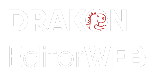 DRAKON Editor Web – Online software for flowcharts